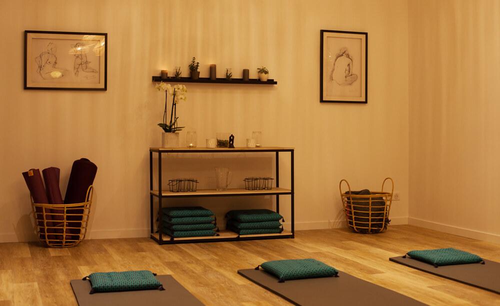 Ateliers et cours de Yoga - L'Atelier du Corps à Annecy