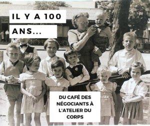 une famille haute savoyarde en 1955