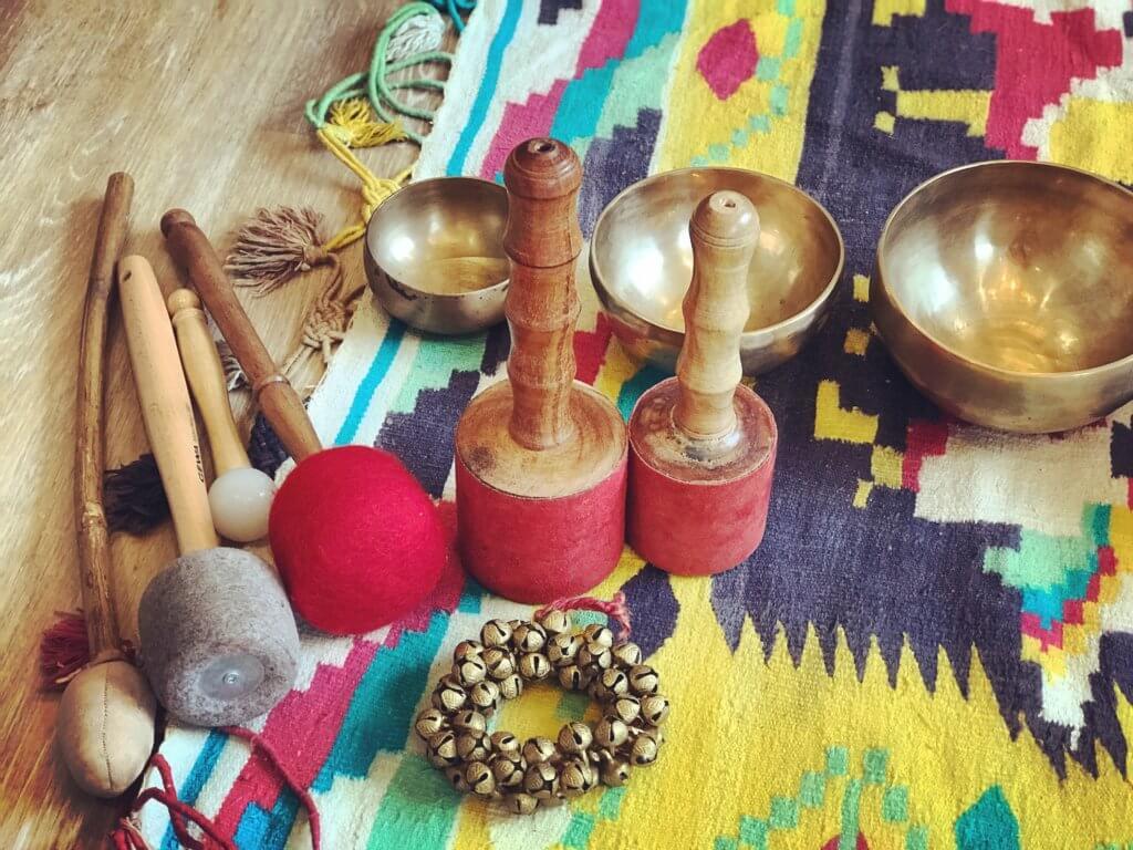 bols tibétains à Annecy
