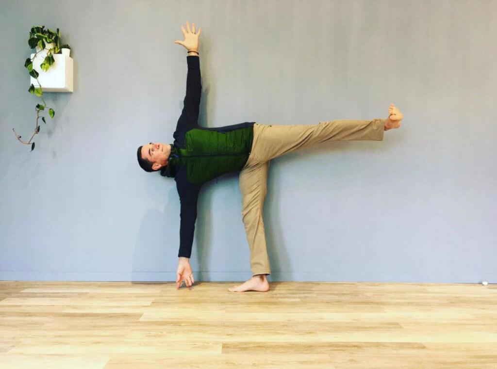 posture de satiam yoga