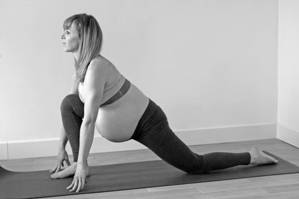 yoga prénatal à annecy